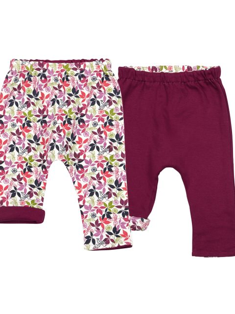 reversible trousers both sides